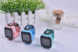 Детские Smart часы S4 с GPS, камерой, фонариком, игрой