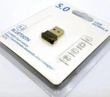 Mini Bluetooth V 5.0 Адаптер USB Блютуз