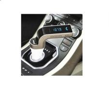 Трансмиттер FM модулятор MOD G7 Bluetooth