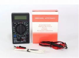 Мультиметр DT-838 + Измерение Температуры и Прозвонкой