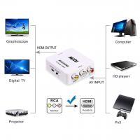 Конвертер AV to HDMI